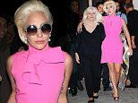 Mandatory Credit: Photo by MediaPunch/REX Shutterstock (5224824d)\n Lady Gaga\n Lady Gaga out and about in New York, America - 06 Oct 2015\n \n