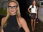 Stephanie Pratt attending the Specsavers' Spectacle Wearer of the Year Awards at 8 Northumberland Avenue, London. PRESS ASSOCIATION Photo. Picture date: Tuesday October 6, 2015. Photo credit should read: Dominic Lipinski/PA Wire