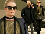 Los Angeles, CA - Rosie Huntington-Whiteley and Jason Statham make it back to L.A. on a flight at LAX from London.\n AKM-GSI    October 7, 2015\nTo License These Photos, Please Contact :\nSteve Ginsburg\n(310) 505-8447\n(323) 423-9397\nsteve@akmgsi.com\nsales@akmgsi.com\nor\nMaria Buda\n(917) 242-1505\nmbuda@akmgsi.com\nginsburgspalyinc@gmail.com