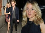 Ellie Goulding and Dougie Poynter arrive at Chiltern Firehouse in Marylebone\nFeaturing: Ellie Goulding, Dougie Poynter\nWhere: London, United Kingdom\nWhen: 07 Oct 2015\nCredit: DGA/WENN.COM