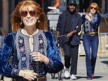 EXCLUSIVE: Florence Welch spotted shopping with a friend in the East Village neighborhood of NYC\n\nPictured: Florence Welch\nRef: SPL1145585  071015   EXCLUSIVE\nPicture by: J. Webber / Splash News\n\nSplash News and Pictures\nLos Angeles: 310-821-2666\nNew York: 212-619-2666\nLondon: 870-934-2666\nphotodesk@splashnews.com\n