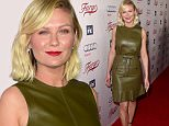"""HOLLYWOOD, CA - OCTOBER 07:  Actress Kirsten Dunst attends the premiere of FX's """"Fargo"""" Season 2 at ArcLight Cinemas on October 7, 2015 in Hollywood, California.  (Photo by Kevin Winter/Getty Images)"""