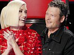 """THE VOICE -- """"Blind Auditions"""" -- Pictured: Blake Shelton -- (Photo by: Trae Patton/NBC/NBCU Photo Bank via Getty Images)"""