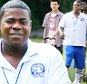 "EXCLUSIVE: **PREMIUM EXCLUSIVE RATES APPLY NO WEB UNTIL 10PM PST WEDNESDAY OCT 7TH 2015** Tracy Morgan has fun on the set of his new movie ""Fist Fight"" in Atlanta Georgia, this is his first movie role since his car accident\n\nRef: SPL1146359  071015   EXCLUSIVE\nPicture by: Turgeon / Rocke / Splash News\n\nSplash News and Pictures\nLos Angeles: 310-821-2666\nNew York: 212-619-2666\nLondon: 870-934-2666\nphotodesk@splashnews.com\n"
