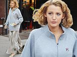 Blake Lively spotted wearing silver dress and fleece while on the set of the latest Woody Allen film in NYC\n\nPictured: Blake Lively\nRef: SPL1146271  071015  \nPicture by: J. Webber / Splash News\n\nSplash News and Pictures\nLos Angeles: 310-821-2666\nNew York: 212-619-2666\nLondon: 870-934-2666\nphotodesk@splashnews.com\n