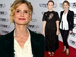 """NEW YORK, NY - OCTOBER 07:  Kyra Sedgwick attends the 53rd New York Film Festival premiere of """"Brooklyn"""" at Alice Tully Hall, Lincoln Center on October 7, 2015 in New York City.  (Photo by Nicholas Hunt/Getty Images)"""