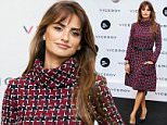 Mandatory Credit: Photo by NACHO LOPEZ/DYDPPA/REX Shutterstock (5225593f)\n Penelope Cruz\n Viceroy watch brand photocall, Madrid, Spain - 08 Oct 2015\n \n