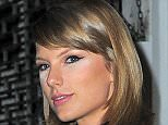 Mandatory Credit: Photo by Buzz Foto/REX Shutterstock (5225299g)  Taylor Swift  Taylor Swift out and about, New York, America - 07 Oct 2015