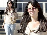 EXCLUSIVE: After meeting with friend's Lana decided to hit Tom N Toms coffee for an afternoon snack.\n\nPictured: Lana Del Ray\nRef: SPL1106332  061015   EXCLUSIVE\nPicture by: Splash News\n\nSplash News and Pictures\nLos Angeles: 310-821-2666\nNew York: 212-619-2666\nLondon: 870-934-2666\nphotodesk@splashnews.com\n