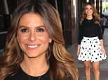 eURN: AD*183848591  Headline: Maria Menounos takes a quick break from filming E! News to check her messages - Los Angeles Caption: Maria Menounos takes a quick break from filming E! News to check her messages. Maria is wearing a Black Sheer ATM Tees Shirt, black and white polka dot Party Skirt, a M Necklace by Love Always Couture and Louboutin heels  Pictured: Maria Menounos Ref: SPL1145786  071015   Picture by: Jen Lowery / Splash News  Splash News and Pictures Los Angeles: 310-821-2666 New York: 212-619-2666 London: 870-934-2666 photodesk@splashnews.com  Photographer: Jen Lowery / Splash News Loaded on 07/10/2015 at 23:38 Copyright: Splash News Provider: Jen Lowery / Splash News  Properties: RGB JPEG Image (24469K 1244K 19.7:1) 2400w x 3480h at 72 x 72 dpi  Routing: DM News : GroupFeeds (Comms), GeneralFeed (Miscellaneous) DM Showbiz : SHOWBIZ (Miscellaneous) DM Online : Online Previews (Miscellaneous), CMS Out (Miscellan