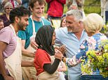 Great British Bake off winner Nadiya Jamir Hussain.