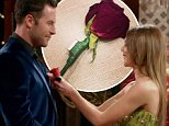 Opposites attract! It?s revealed that The Bachelorette Sam Frost ueses MAGNETS to ?pin? roses to her bachelors to avoid a nasty prick