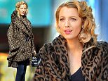 EXCLUSIVE FAO DAILY MAIL ONLINE GBP 40 PER PICTURE\n Mandatory Credit: Photo by Startraks Photo/REX Shutterstock (5225646e)\n Blake Lively\n Blake Lively spotted on the set of an untitled Woody Allen film, New York, America - 07 Oct 2015\n Blake Lively Spotted on the Set of An Untitled Woody Allen Film in New York\n