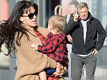 EXCLUSIVE: Alec Baldwin strolls through New York with wife Hilaria and daughter Carmen.\n\nPictured: Alec Baldwin, Hilaria Baldwin and Carmen Baldwin\nRef: SPL1146483  071015   EXCLUSIVE\nPicture by: Splash News\n\nSplash News and Pictures\nLos Angeles: 310-821-2666\nNew York: 212-619-2666\nLondon: 870-934-2666\nphotodesk@splashnews.com\n