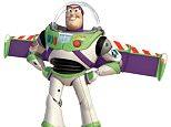 Film: Toy Story 3.         (2010) Pic shows: Buzz Lightyear.