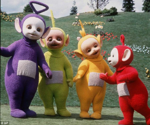 Since Teletubbies was first broadcast 18 years ago, the amount of new children's programmes has dropped dramatically