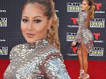 Adrienne Bailon arrives at the Latin American Music Awards 2015 held at Dolby Theatre on October 8, 2015 in Hollywood, California.  (Photo by Michael Tran/FilmMagic) Photographer: Michael Tran  Loaded on 09/10/2015 at 06:02 Copyright: FilmMagic Provider: FilmMagic  Properties: RGB JPEG Image (19082K 1221K 15.6:1) 2171w x 3000h at 300 x 300 dpi  Routing: DM News : GroupFeeds (Comms), GeneralFeed (Miscellaneous) DM Showbiz : SHOWBIZ (Miscellaneous) DM Online : Online Previews (Miscellaneous), CMS Out (Miscellaneous)  Parking: