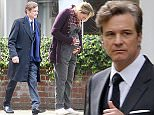 Picture Shows: Colin Firth  October 8, 2015\n \n English actor Colin Firth is spotted for the first time on the set of the third Bridget Jones film, 'Bridget Jones's Baby' in London, England.\n \n The star is set to reprise his role as dashing human rights lawyer Mark Darcy in the film, which is due to be released next year. Also spotted on set was Renee Zellweger, who was sporting a baby bump.\n \n Non Exclusive\n WORLDWIDE RIGHTS\n \n Pictures by : FameFlynet UK ? 2015\n Tel : +44 (0)20 3551 5049\n Email : info@fameflynet.uk.com
