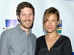 LOS ANGELES, CA - SEPTEMBER 23:  Actors Zach Gilford and Kiele Sanchez attend We Are Limitless' 2nd Annual Celebrity Poker Tournament at Hyperion Public on September 23, 2014 in Los Angeles, California.  (Photo by Michael Tullberg/Getty Images)