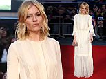 """LONDON, ENGLAND OCTOBER 09: Sienna Miller attends a screening of """"High Rise"""" during the BFI London Film Festival at Odeon Leicester Square on October 9, 2015 in London, England. (Photo by Mike Marsland/WireImage) *** Local Caption *** Sienna Miller"""