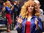 """Bryce Dallas Howard Films Scenes for """"Gold"""" at the Waldorf Astoria in NYC\n\nPictured: Bryce Dallas Howard\nRef: SPL1147746  091015  \nPicture by: 247Paps.TV / Splash News\n\nSplash News and Pictures\nLos Angeles: 310-821-2666\nNew York: 212-619-2666\nLondon: 870-934-2666\nphotodesk@splashnews.com\n"""