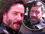 """""""A Reasonable Speed"""" with Jimmy Kimmel and Keanu Reeves"""