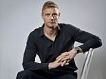 Oct 2nd  2015 - Manchester, UK - FLINTOFF  -..Freddie Flintoff photo shot for his Book..PIcture by Ian Hodgson/Daily Mail