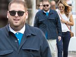 EXCLUSIVE: October 8th 2015: Jonah Hill and \n\nPictured: Jonah Hill\nRef: SPL1147352  081015   EXCLUSIVE\nPicture by: TMNY / Splash News\n\nSplash News and Pictures\nLos Angeles: 310-821-2666\nNew York: 212-619-2666\nLondon: 870-934-2666\nphotodesk@splashnews.com\n