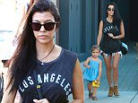 Malibu, CA - Kourtney Kardashian and Penelope have play time in the park after lunch with some girlfriends at Taverna Tony in Malibu. Penelope looked adorable in her little blue top and denim shorts like her mother, as Kourtney shared some laughs with her friends after lunch together.     AKM-GSI   October 9, 2015 To License These Photos, Please Contact : Steve Ginsburg (310) 505-8447 (323) 423-9397 steve@akmgsi.com sales@akmgsi.com or Maria Buda (917) 242-1505 mbuda@akmgsi.com ginsburgspalyinc@gmail.com