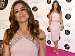 09.10.15\\nEstee Lauder You Magazine Big Beauty Weekend and Breast Cancer Awareness reception, Bloomsbury Square\\nElizabeth Hurley