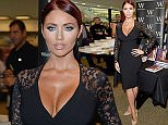 Mandatory Credit: Photo by MCPIX/REX Shutterstock (5226308a)  Amy Childs at Waterstones  Amy Childs book signing, Manchester, Britain - 10 Oct 2015