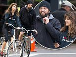 EXCLUSIVE: October 7rh 2015: Keri Russell and Matthew Rhys seen going for a morning bicycle ride to a near by restaurant for breakfast in Brooklyn, New York City, USA.\n\nPictured: Keri Russell and Matthew Rhys\nRef: SPL1143988  071015   EXCLUSIVE\nPicture by: TMNY / Splash News\n\nSplash News and Pictures\nLos Angeles: 310-821-2666\nNew York: 212-619-2666\nLondon: 870-934-2666\nphotodesk@splashnews.com\n