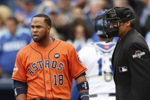 Astros let early lead slip as Royals even ALDS series - Photo