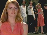 143555, EXCLUSIVE: It's A Wrap! Ryan Gosling and Emma Stone are seen filming the last scene of 'La La Land' in Pasadena. Pasadena, California - Friday October 9, 2015. \nPhotograph: Miguel Aguilar, �PacificCoastNews. Los Angeles Office: +1 310.822.0419 sales@pacificcoastnews.com FEE MUST BE AGREED PRIOR TO USAGE