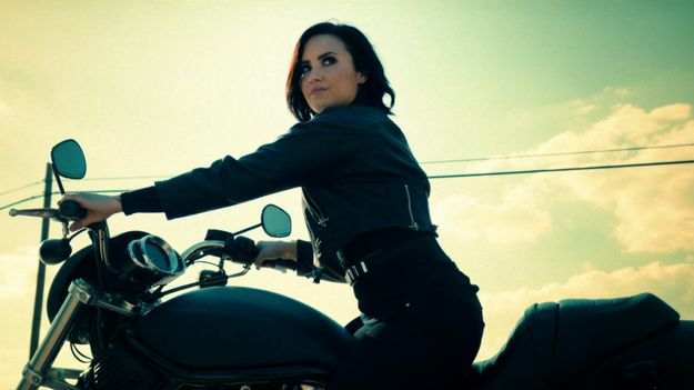 The 10 Most Badass Moments From Demi Lovato's 'Confident' Video