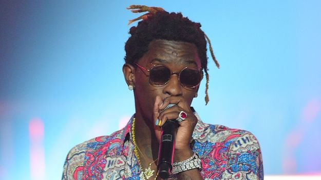 Young Thug Has A Question For Lil Wayne About Their Feud