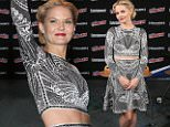 ''Once Upon a Time'' Panel at New York Comic-Con 2015\n\nPictured: Jennifer Morrison\nRef: SPL1148110  091015  \nPicture by: Nancy Rivera / Splash News\n\nSplash News and Pictures\nLos Angeles: 310-821-2666\nNew York: 212-619-2666\nLondon: 870-934-2666\nphotodesk@splashnews.com\n