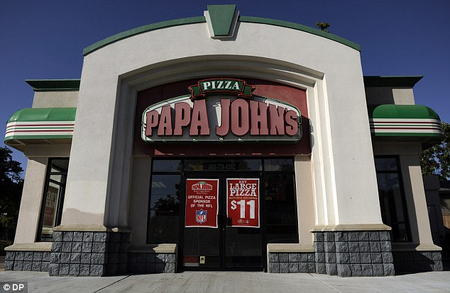 No Papa points! The pizza chain apologized to the rapper on Sunday after a delivery guy gave out her cell number when she ordered a pie
