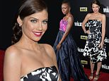 """Lauren Cohan attends AMC's """"The Walking Dead"""" season six premiere fan event at Madison Square Garden on Friday, Oct. 9, 2015, in New York. (Photo by Charles Sykes/Invision/AP)"""