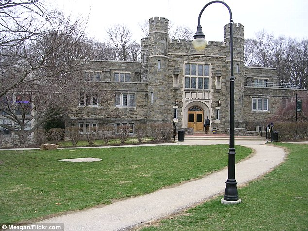 Campus: The liberal arts college is located west of Philadelphia