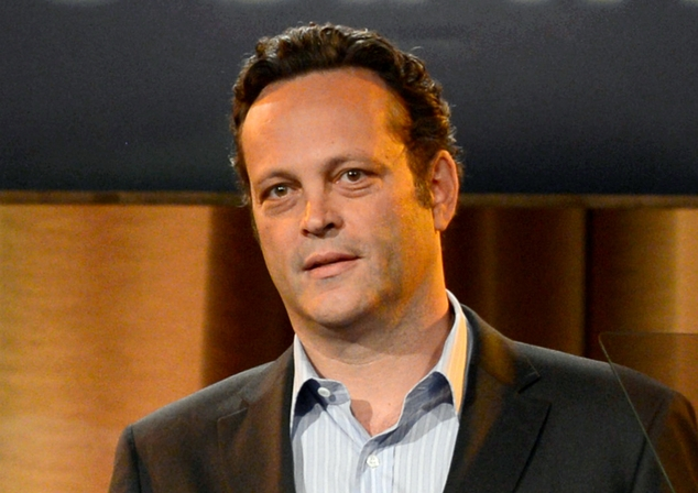FILE - This Aug. 13, 2013, file photo shows Vince Vaughn at the Hollywood Foreign Press Association Luncheon in Beverly Hills, Calif. Vaughn, who starred in ...