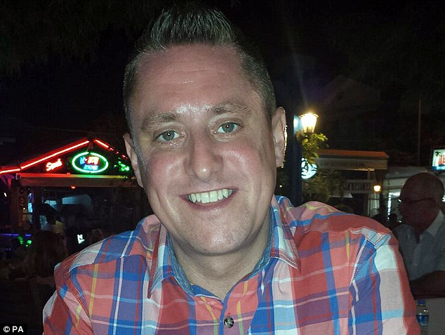 Stephen Vaughan - known to friends as Stevie - was described as a fun-loving, hard-working businessman