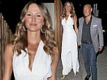 Stacy Keibler and Jared Pobre seen arriving at The Nice Guy for a private party.\nFeaturing: Stacy Keibler, Jared Pobre\nWhere: Los Angeles, California, United States\nWhen: 11 Oct 2015\nCredit: Michael Wright/WENN.com
