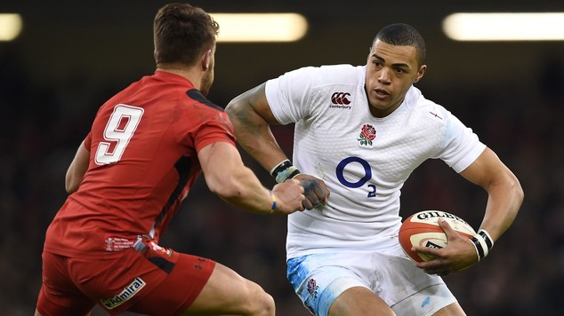Luther Burrell wants England to take another step forward