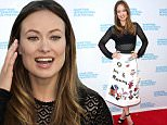 Mandatory Credit: Photo by Sonia Moskowitz/REX Shutterstock (5226407c)\n Olivia Wilde\n 'Meadowland' film premiere, Hamptons International Film Festival, New York, America - 10 Oct 2015\n \n