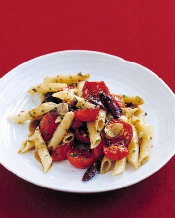 Tomato-and-Olive Penne