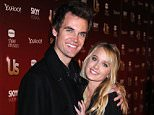 Musician Tyler Hilton and actress Megan Park arrive at US Weekly's Hot Hollywood 2009 party at Voyeur on November 18, 2009 in West Hollywood, California. (Photo by Jeff Kravitz/FilmMagic)