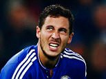 LONDON, ENGLAND - OCTOBER 03:  Eden Hazard of Chelsea shows his dejection after conceding the third goal to Southampton during the Barclays Premier League match between Chelsea and Southampton at Stamford Bridge on October 3, 2015 in London, United Kingdom.  (Photo by Julian Finney/Getty Images)