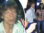 EXCLUSIVE: Here is Rolling Stones front man Mick Jagger dancing in a night club called Shangri-la, in Havana Cuba. Shangri-la, a private bar that is a must-visit for all the high profile visitors. He was surrounded by locals and dancing with some girls. Photos October 3,2015  Pictured: Mick Jagger Ref: SPL1144361  051015   EXCLUSIVE Picture by: Splash News  Splash News and Pictures Los Angeles: 310-821-2666 New York: 212-619-2666 London: 870-934-2666 photodesk@splashnews.com
