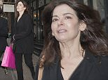 Exclusive Nigella Lawson Pictured at Four Hair Salon , having lost her weight Nigella was seen having a new cut yesterday in London ��Exclusivepix Media